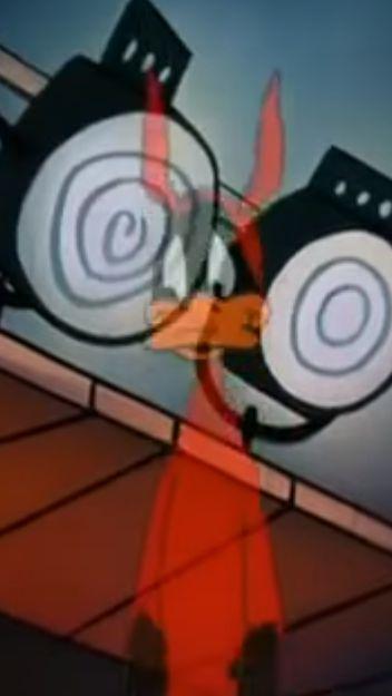 daffy-ghost